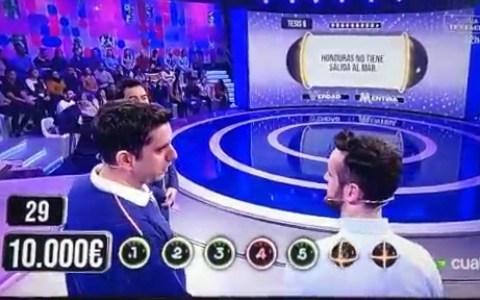 Para que luego digan que no se aprende nada viendo Telecinco...