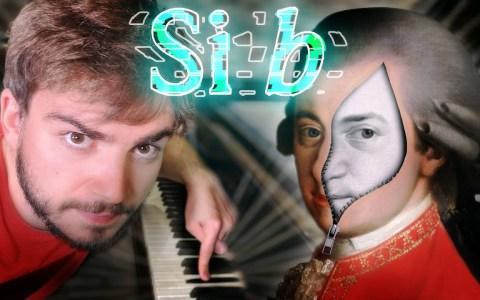 ¿Por qué Mozart no usaba el Si bemol?