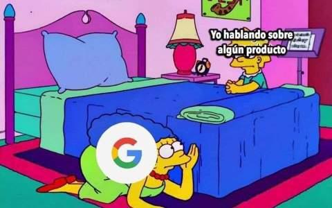 Google es el mayor cotilla del planeta