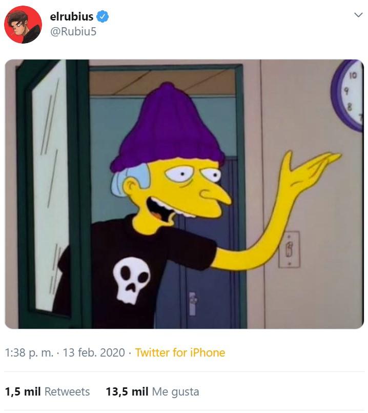 Rubius cumple 30 años