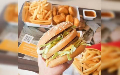 McDonalds lanza velas con olor a hamburguesa