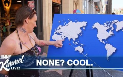 """""""Marca con el dedo cualquier país en este mapa"""""""