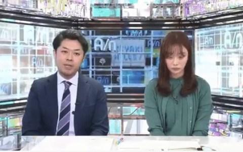 En Asia se curran mucho más las emisiones de TV con presentadores en cuarentena