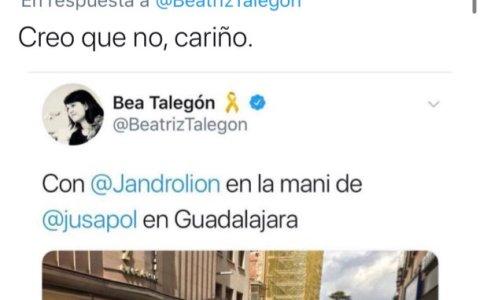 Llevábamos ya un tiempo sin ver un fail de Beatriz Talegón