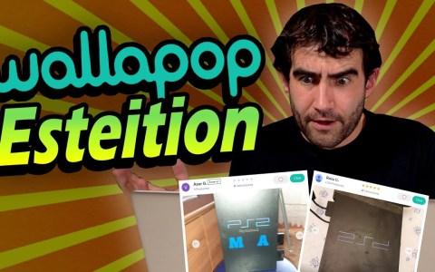 Fauna de Wallapop: Buscando una PLEY ESTEISON 2 en su aniversario