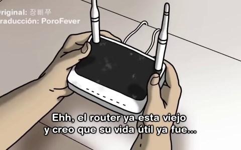 """Instalando el nuevo Router """"PS"""""""