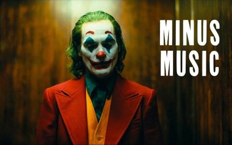Joker pero sin música