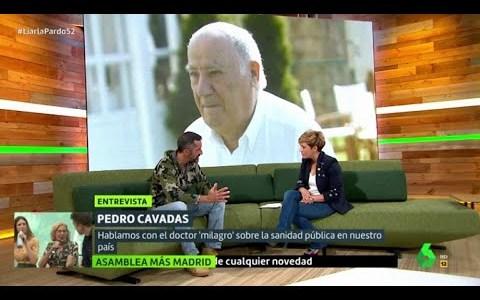 La opinión del doctor Cavadas sobre las donaciones de gente como Amancio Ortega