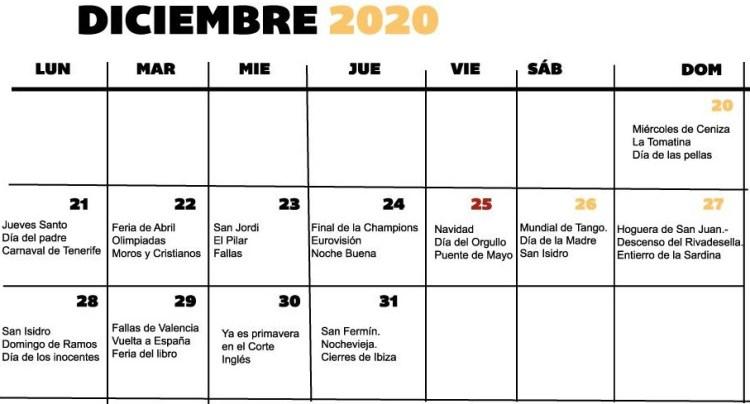 Como sigamos postponiendo eventos, la Pedroche va a tener que dar inicio a las fallas y al chupinazo desde la feria de Abril
