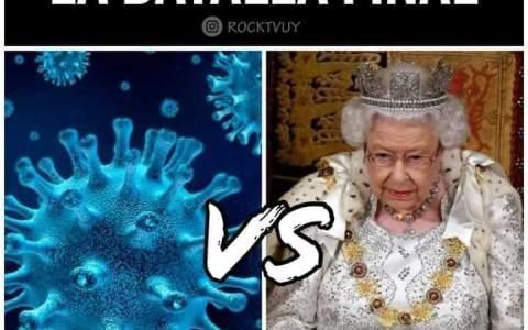 ¿Será él el que consiga acabar con la Reina de Inglaterra?