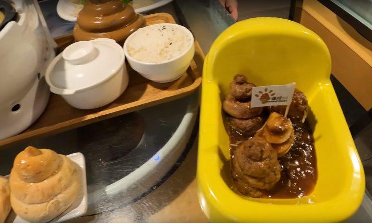Toiler Restaurant: un restaurante taiwanés ambientado en el cuarto de baño
