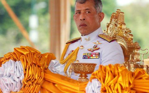 El rey de Tailandia se aísla del virus en un hotel en los Alpes con un harén de 20 mujeres