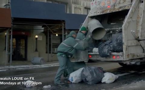 El discretísimo camión de la basura que pasa a las discretísimas 3 de la madrugada