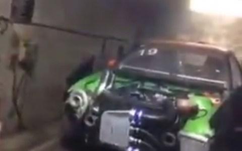 """Y por esto a los coches se les suele poner una cosa llamada """"filtro"""" que va antes del turbo..."""