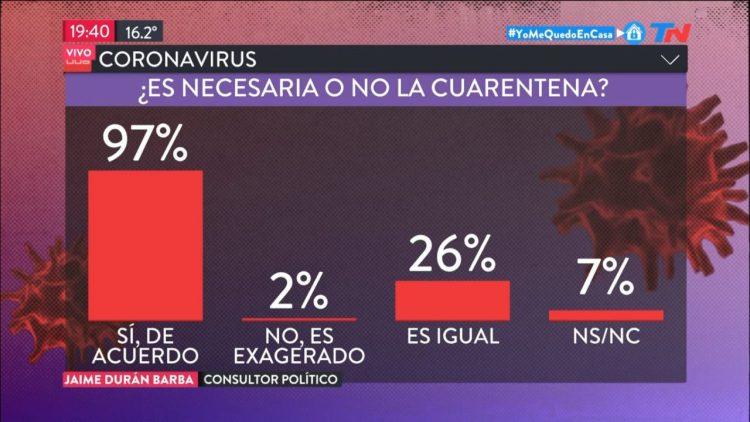 En Argentina disimulan un poco mal cuando manipulan :D