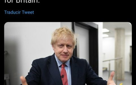 Boris Johnson, predicciones exactas
