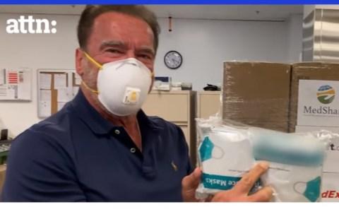 Chuache ha donado 1 millón de dólares en mascarillas para los hospitales