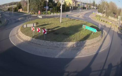una forma alternativa de atacar las rotondas