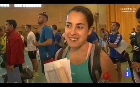Expulsada de las oposiciones para Guardia Civil por no poder hacer más de 12 flexiones