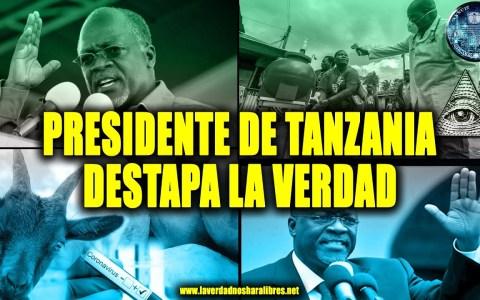 El presidente de Tanzania pone en duda la fiabilidad de las pruebas para detectar el virus
