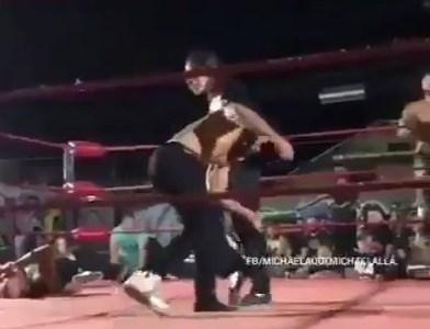 El luchador perfecto no exis...