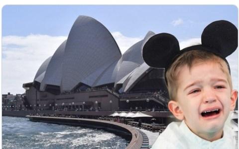 Hombre, es Australia, ratones gigantes no le van a faltar...