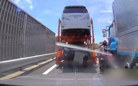 Esto es lo que pasa cuando el peso de tu moto no es compatible con tu cuerpo