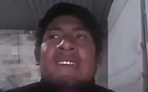 """""""Arrepiéntete, HIJO DEL DIABLO"""""""