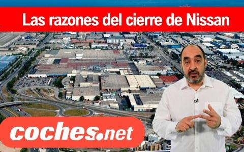 Las razones del cierre de la planta de Nissan en Barcelona