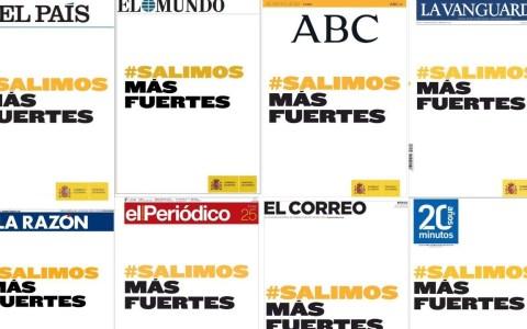 #SalimosMasFuertes