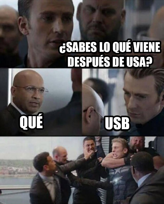 Después de USA