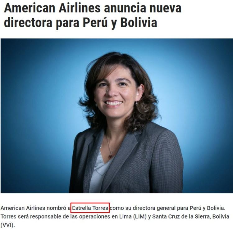 Qué mal nombre para trabajar en una aerolínea...