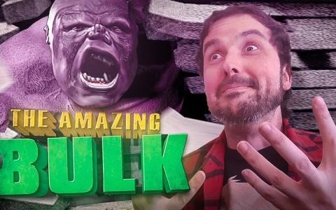 Loulogio reacciona a BULK, la peor película de superhéroes jamás creada