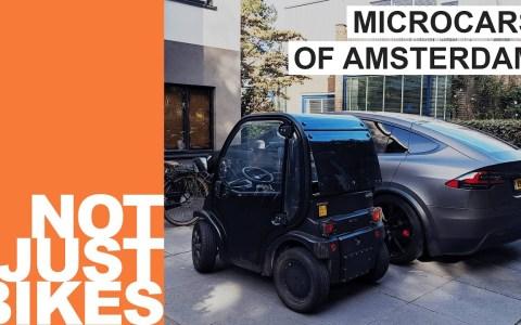 Microcoches eléctricos ¿El futuro de la movilidad?