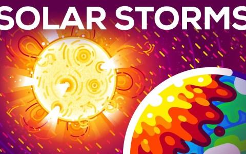 ¿Podría una tormenta solar acabar con la civilización?
