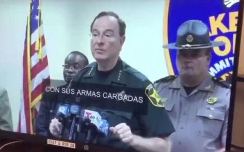 La advertencia de un policía americano a todos los que estén pensando en asaltar hogares
