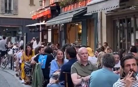 París ya está en FASE 28
