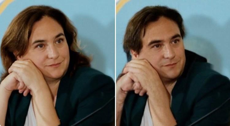 """Políticos españoles cambiados de género: el """"ya sabéis la pregunta"""" definitivo"""