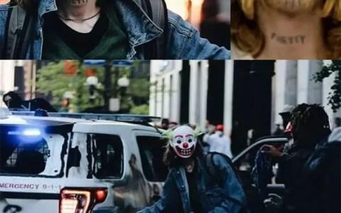 Prenderé fuego a un coche de policía cubriendo mi cara con una máscara de payaso... ¿Qué podría salir mal?