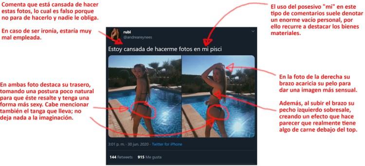 Analizando la típica foto más falsa que Judas