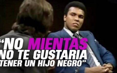 Esto es lo que opinaba Mohamed Alí sobre el racismo y la integración racial