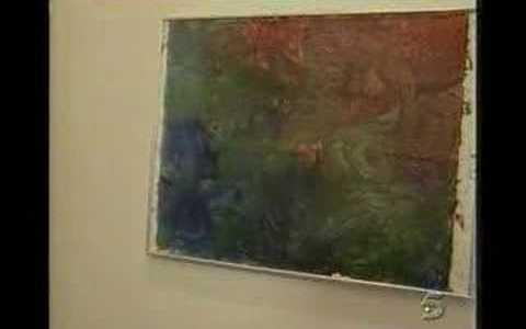 Esto es lo que pasa cuando cuelas en ARCO un garabato pintado por unos críos