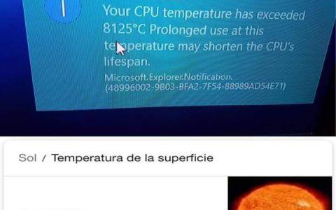 Malditos Intel...