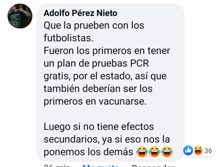 Adolfo for pressident