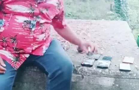 "Móvil ""a prueba de golpes"""