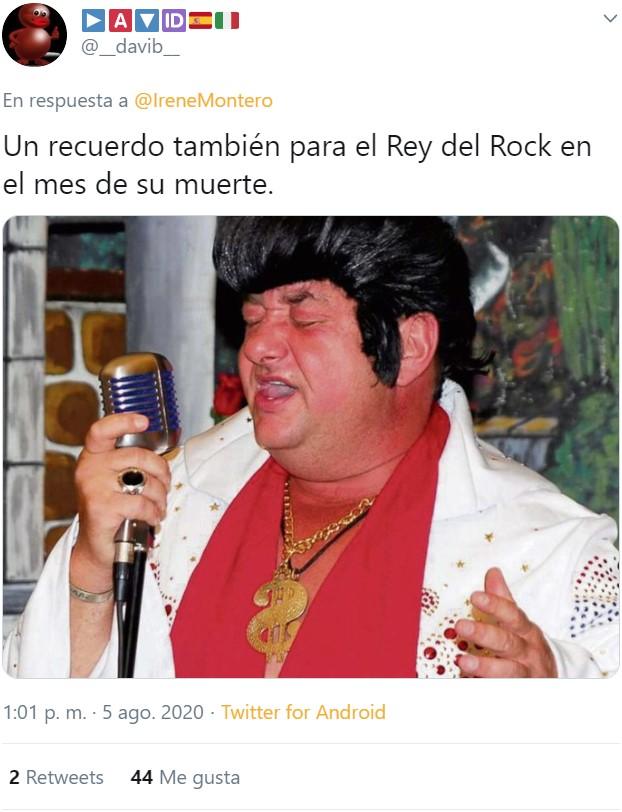 """Irene Montero está tan comprometida con el feminismo y """"las 13 Rosas"""" que..."""