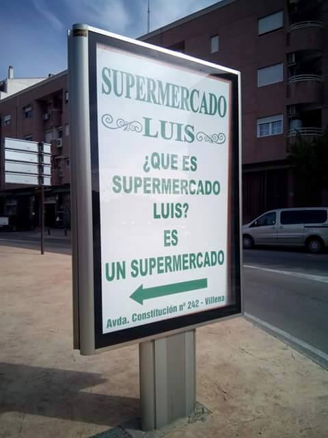 Supermercado Luis: Maestros del marketing