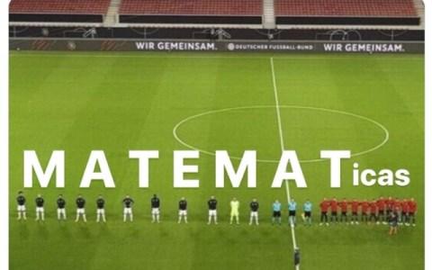 FAKE: Cuando empezó el himno de Alemania, ellos también se juntaron como la selección española