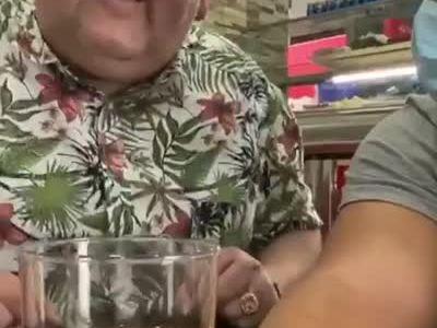 El Dandy de Barcelona cuenta cómo hizo un simpa en un lupanar