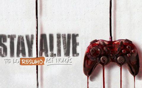 Stay Alive, la película sobre un juego en el que si te matan MUERES EN LA VIDA REAL |  #TeLoResumo